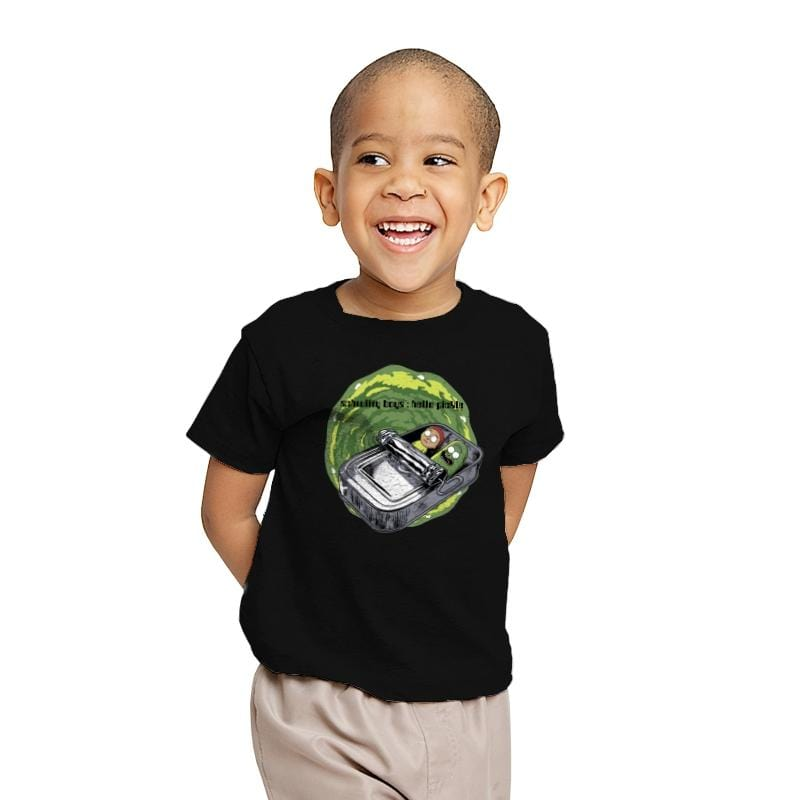 Schwifty Boys - Youth - T-Shirts - RIPT Apparel