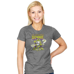 The Incredible Donnie Exclusive - Womens - T-Shirts - RIPT Apparel