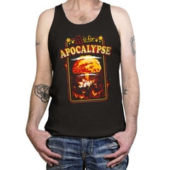A is For - Tanktop - Tanktop - RIPT Apparel