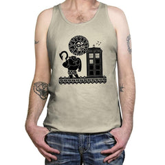 Maui Meets The Doctor Exclusive - Tanktop - Tanktop - RIPT Apparel
