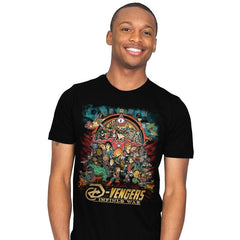 Infini-D War - Mens - T-Shirts - RIPT Apparel