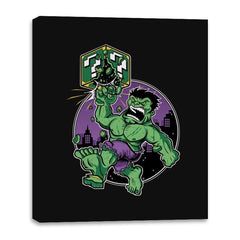 Super Smash Bricks - Canvas Wraps - Canvas Wraps - RIPT Apparel