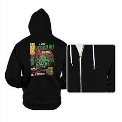 Cathulhu - Hoodies - Hoodies - RIPT Apparel