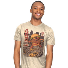 BurgerZilla - Mens - T-Shirts - RIPT Apparel