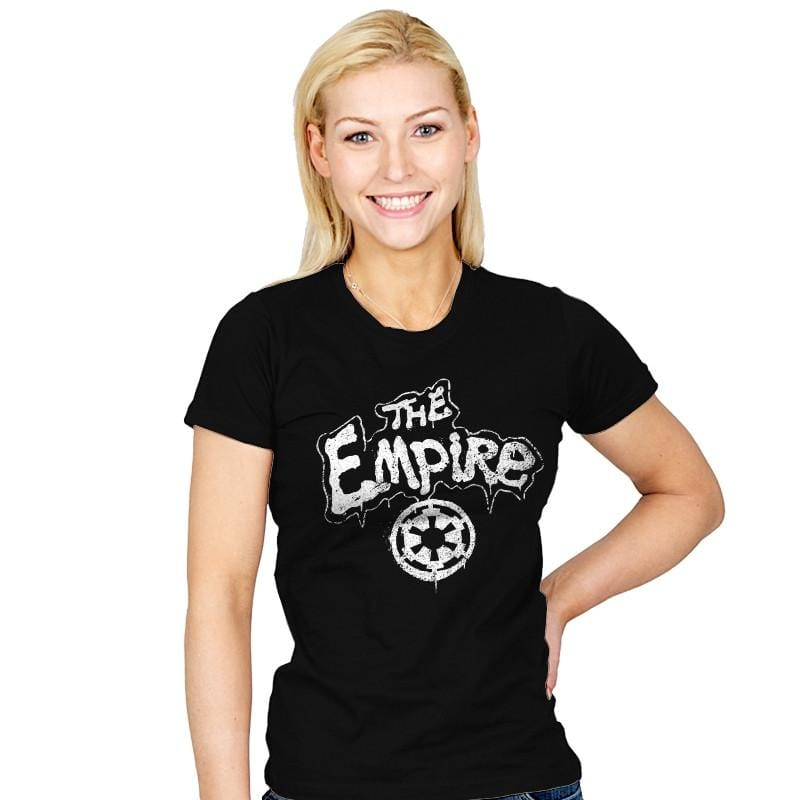 The Empire - Womens - T-Shirts - RIPT Apparel