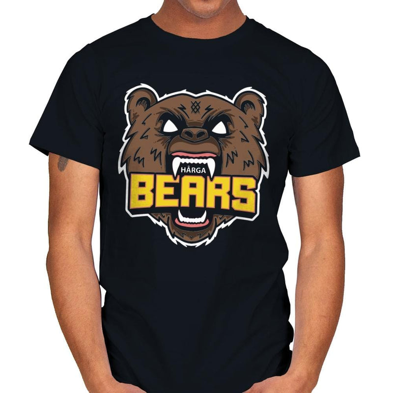 Harga Bears - Mens - T-Shirts - RIPT Apparel
