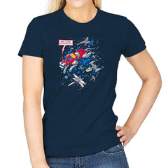 Red Lion, Standing By Exclusive - Womens - T-Shirts - RIPT Apparel