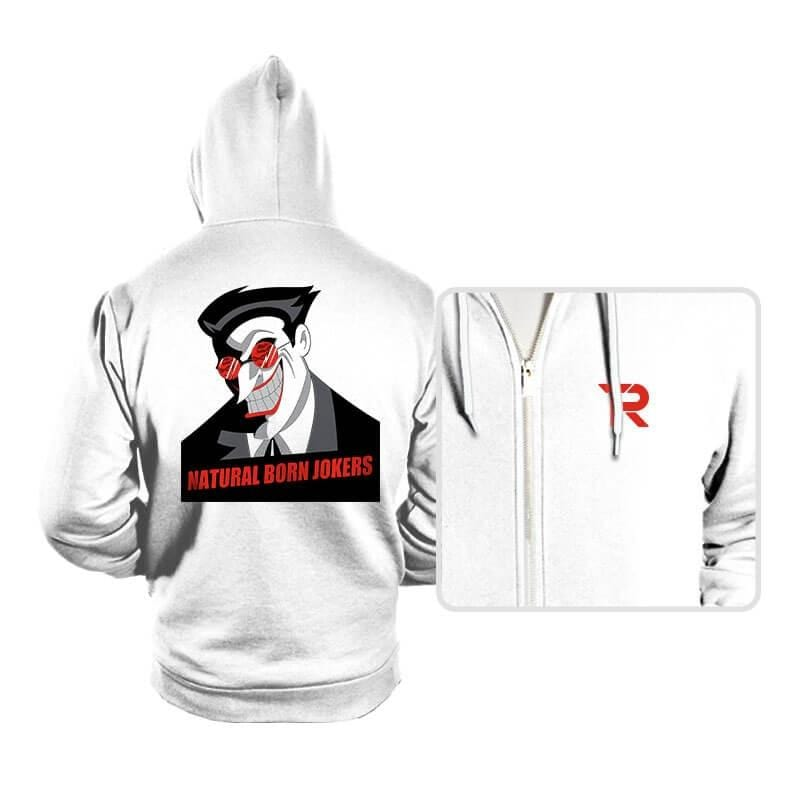 Natural Born Jokers - Hoodies - Hoodies - RIPT Apparel