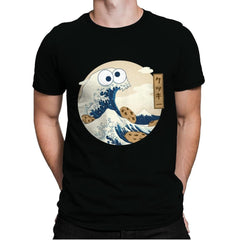 Cookiegana Wave - Mens Premium - T-Shirts - RIPT Apparel