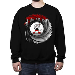 00Cup - Crew Neck Sweatshirt - Crew Neck Sweatshirt - RIPT Apparel