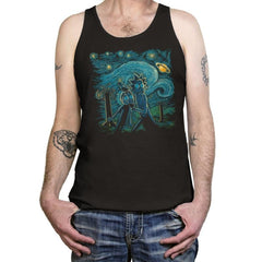 Starry Science - Tanktop - Tanktop - RIPT Apparel