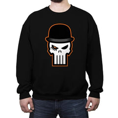 Ultra Violent Punisher - Crew Neck Sweatshirt - Crew Neck Sweatshirt - RIPT Apparel