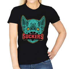 Suckers - Womens - T-Shirts - RIPT Apparel