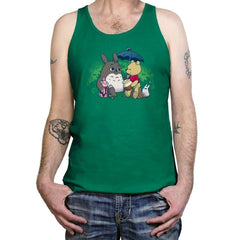 Forest Friends - Tanktop - Tanktop - RIPT Apparel