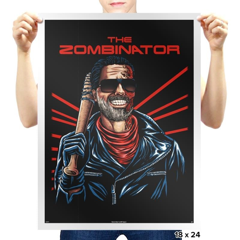 The Zombinator - Prints - Posters - RIPT Apparel