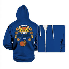 Neko Bus Tours - Hoodies - Hoodies - RIPT Apparel