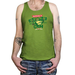 Raphs Gym Exclusive - Tanktop - Tanktop - RIPT Apparel