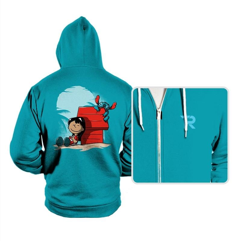 Friends of Aloha - Hoodies - Hoodies - RIPT Apparel