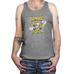 The Incredible Donnie - Tanktop - Tanktop - RIPT Apparel