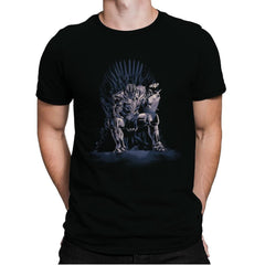 King of the Universe - Anytime - Mens Premium - T-Shirts - RIPT Apparel