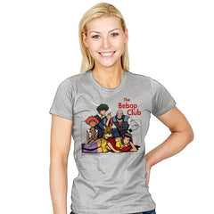 The Bebop Club - Womens - T-Shirts - RIPT Apparel