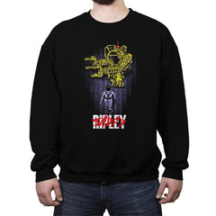 RIPLEY - Crew Neck Sweatshirt - Crew Neck Sweatshirt - RIPT Apparel