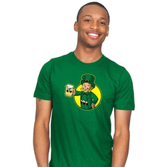Vault Leprechaun Exclusive - Mens - T-Shirts - RIPT Apparel