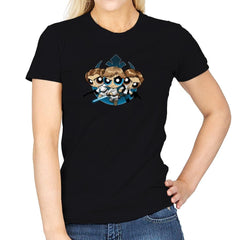 Light Side - Miniature Mayhem - Womens - T-Shirts - RIPT Apparel