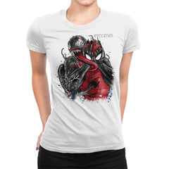 Queens of New York - Best Seller - Womens Premium - T-Shirts - RIPT Apparel