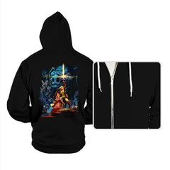 Link Wars Reprint - Hoodies - Hoodies - RIPT Apparel
