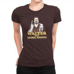 Walter is my Spirit Animal Exclusive - Womens Premium - T-Shirts - RIPT Apparel