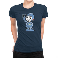 Big Mega Boy - Womens Premium - T-Shirts - RIPT Apparel