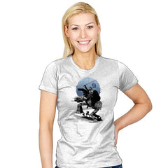 Crossing the Dark Path - Womens - T-Shirts - RIPT Apparel