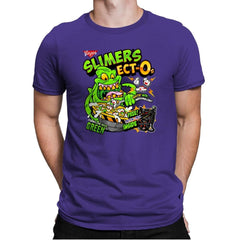 Slimer's Ect-O's Exclusive - Mens Premium - T-Shirts - RIPT Apparel