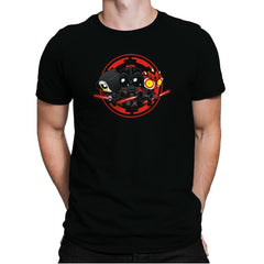 Dark Side  - Miniature Mayhem - Mens Premium - T-Shirts - RIPT Apparel