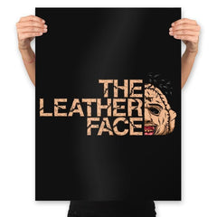 The LeatherFace - Prints - Posters - RIPT Apparel