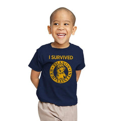 Infinity Survivor - Youth - T-Shirts - RIPT Apparel
