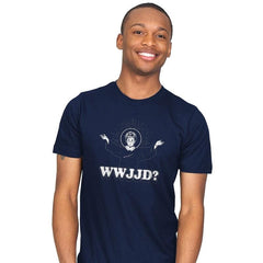 WWJJD? Exclusive - Mens - T-Shirts - RIPT Apparel