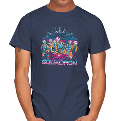 Rad Squadron Exclusive - Mens - T-Shirts - RIPT Apparel