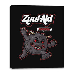 Zuul Aid - Canvas Wraps - Canvas Wraps - RIPT Apparel