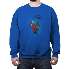 Mr. P - Crew Neck Sweatshirt - Crew Neck Sweatshirt - RIPT Apparel