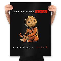 Ready to Trick - Prints - Posters - RIPT Apparel