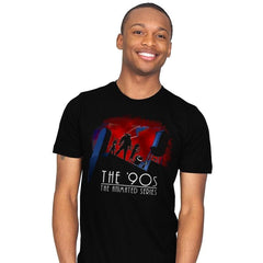 The Animated 90s - Mens - T-Shirts - RIPT Apparel