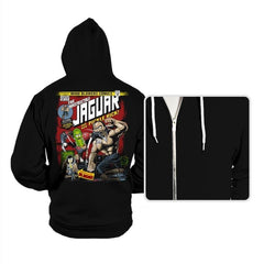 The Indestructible Jaguar - Hoodies - Hoodies - RIPT Apparel