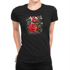 OH YEAH! Exclusive - Womens Premium - T-Shirts - RIPT Apparel