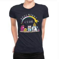 Adventure Club - Womens Premium - T-Shirts - RIPT Apparel