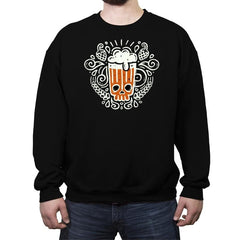 Yummy Hops - Crew Neck Sweatshirt - Crew Neck Sweatshirt - RIPT Apparel