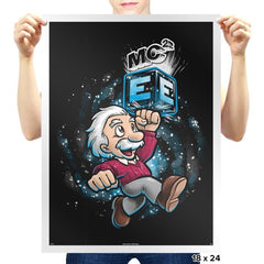 Super Albert Exclusive - Prints - Posters - RIPT Apparel