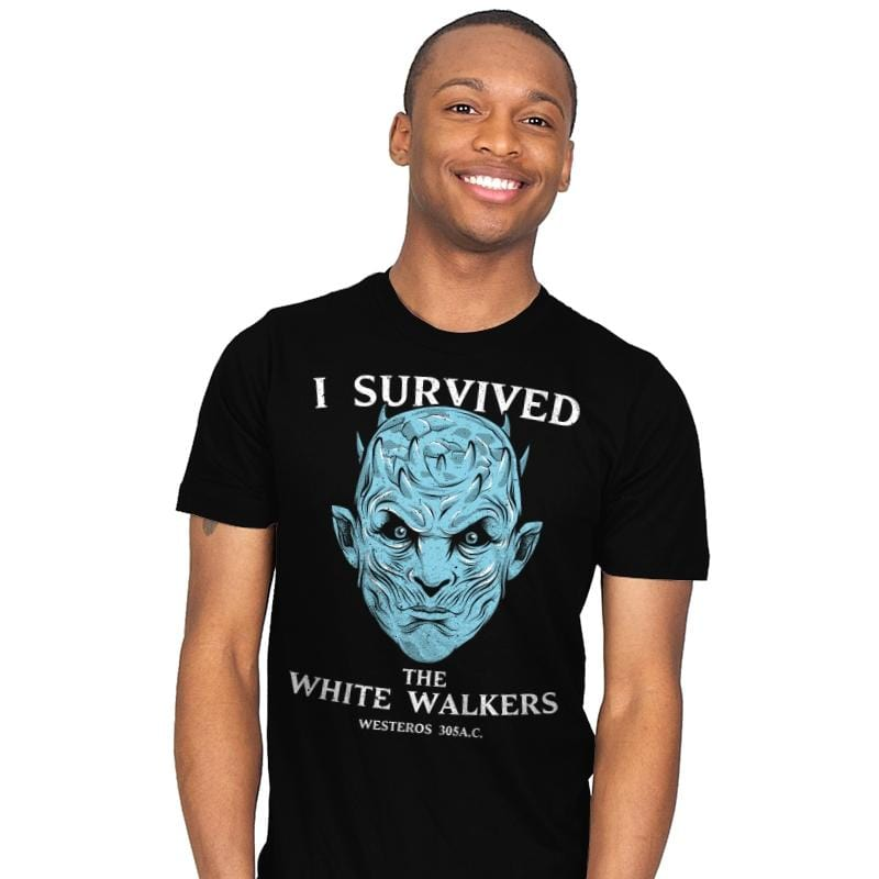 White Walker Survivor - Mens - T-Shirts - RIPT Apparel