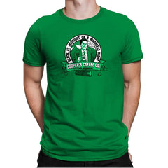 Cooper's Coffee Co. Exclusive - Mens Premium - T-Shirts - RIPT Apparel